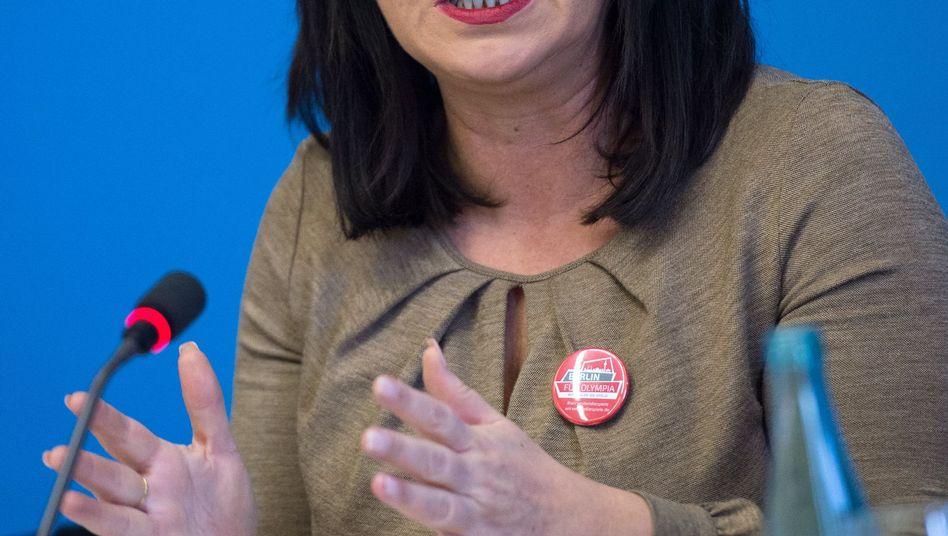 """SPD-Senatorin Kolat: """"Problem nicht auf muslimische Berliner fokussieren"""""""