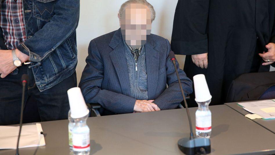Angeklagter Hubert Z.