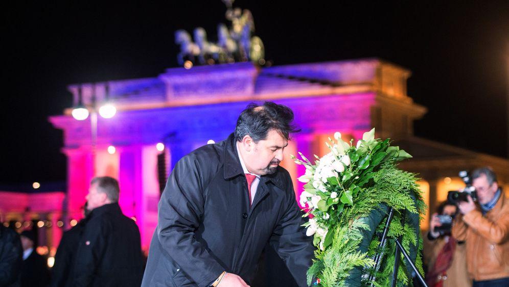 Mahnwache nach Terror in Paris: Gauck dankt Muslimen für Distanzierung