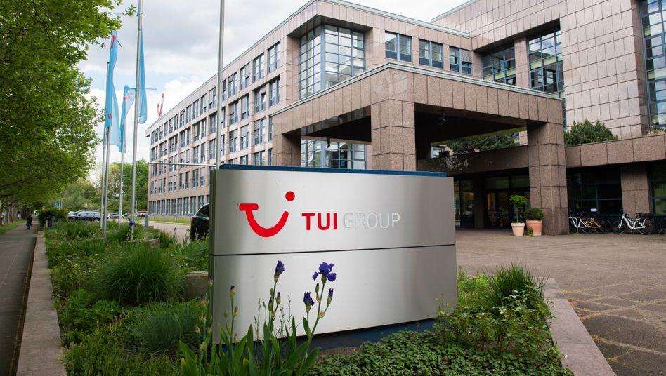 TUI-Hauptsitz in Hannover: Zweite Corona-Welle schlägt zu