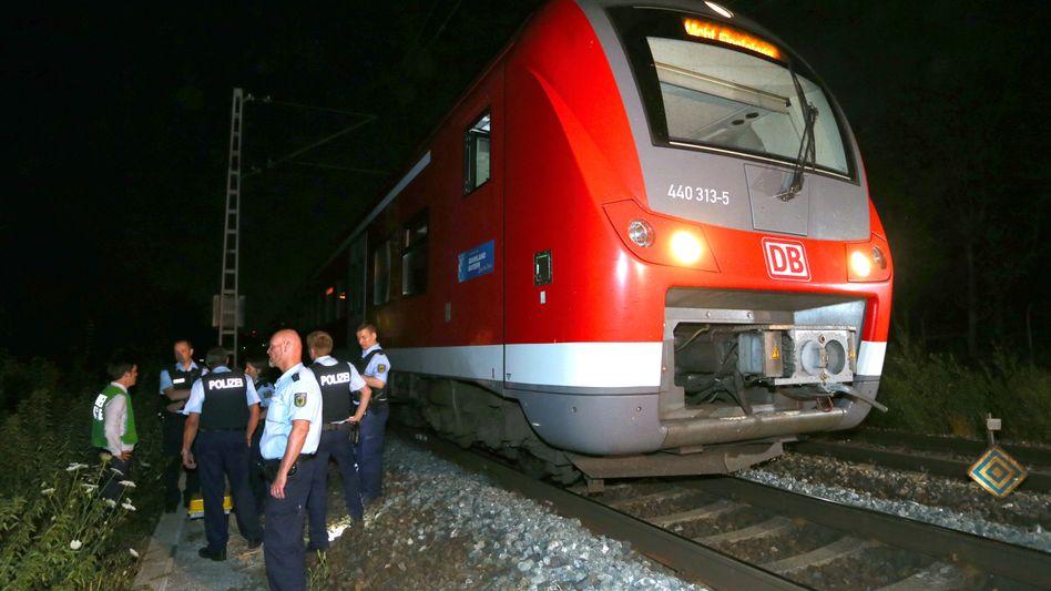 Tatort Regionalzug