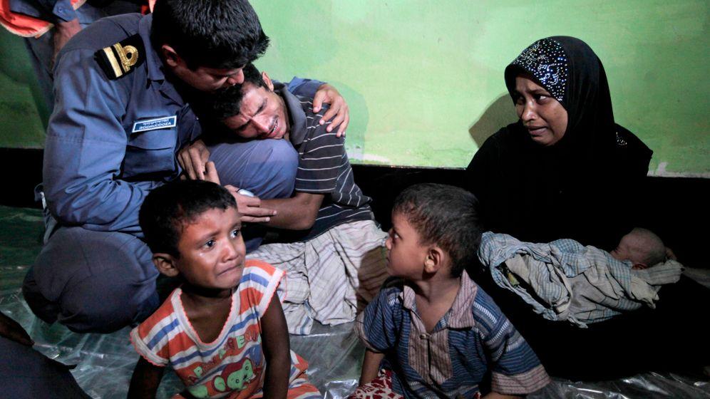 Gewalt in Burma: Das Leid der Rohingya