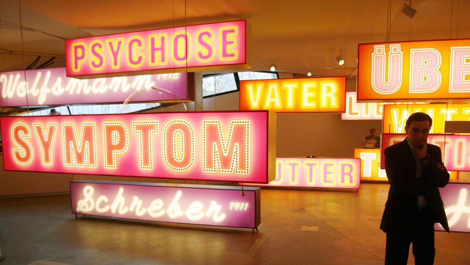 "Ausstellung ""Psychoanalyse"" (Berlin, 2006): Lieber gleich Medikamente"