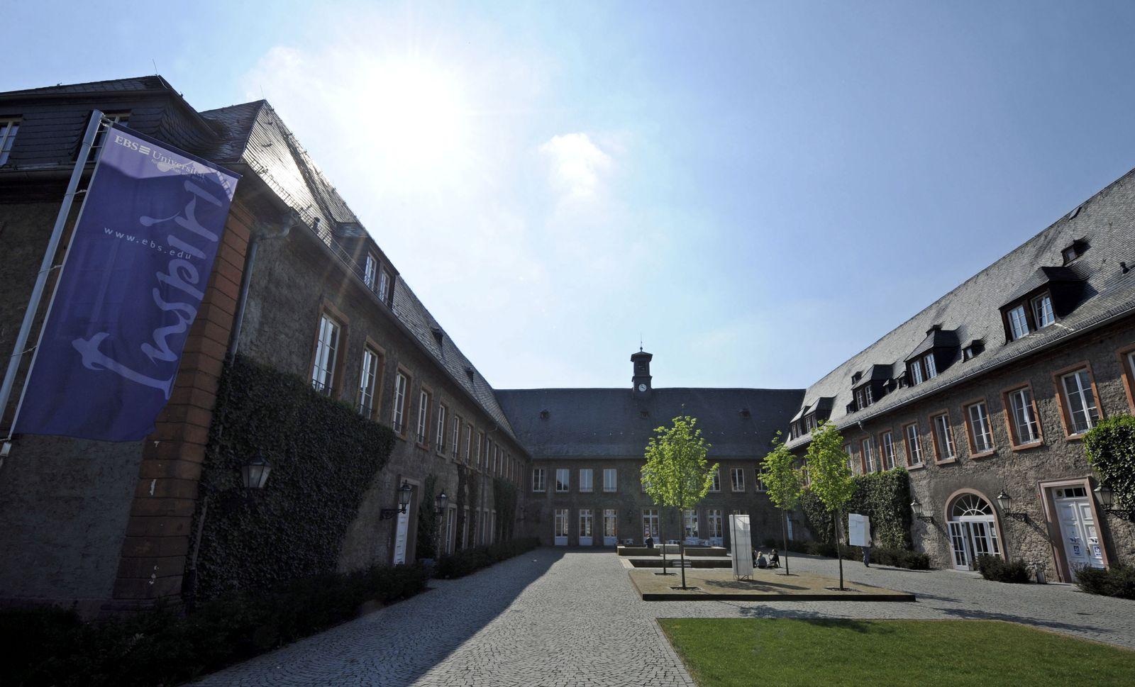 NICHT VERWENDEN EUROPEAN BUSINESS SCHOOL / EBS