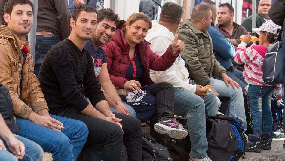 Syrer in Passau: Die meisten sagen, sie wollen zurück