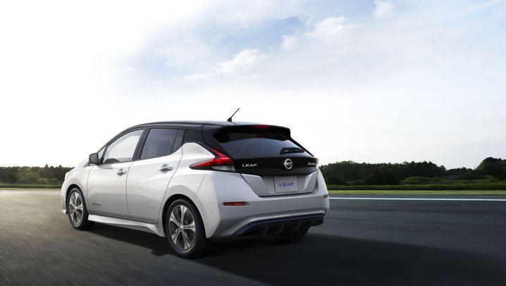 Nissan Leaf: Der E-Weltmeister