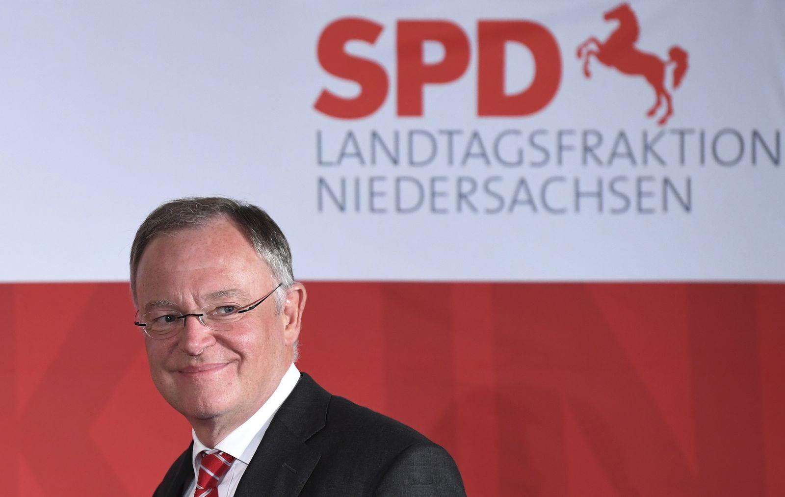 Landtagswahl/ Niedersachsen/ Weil
