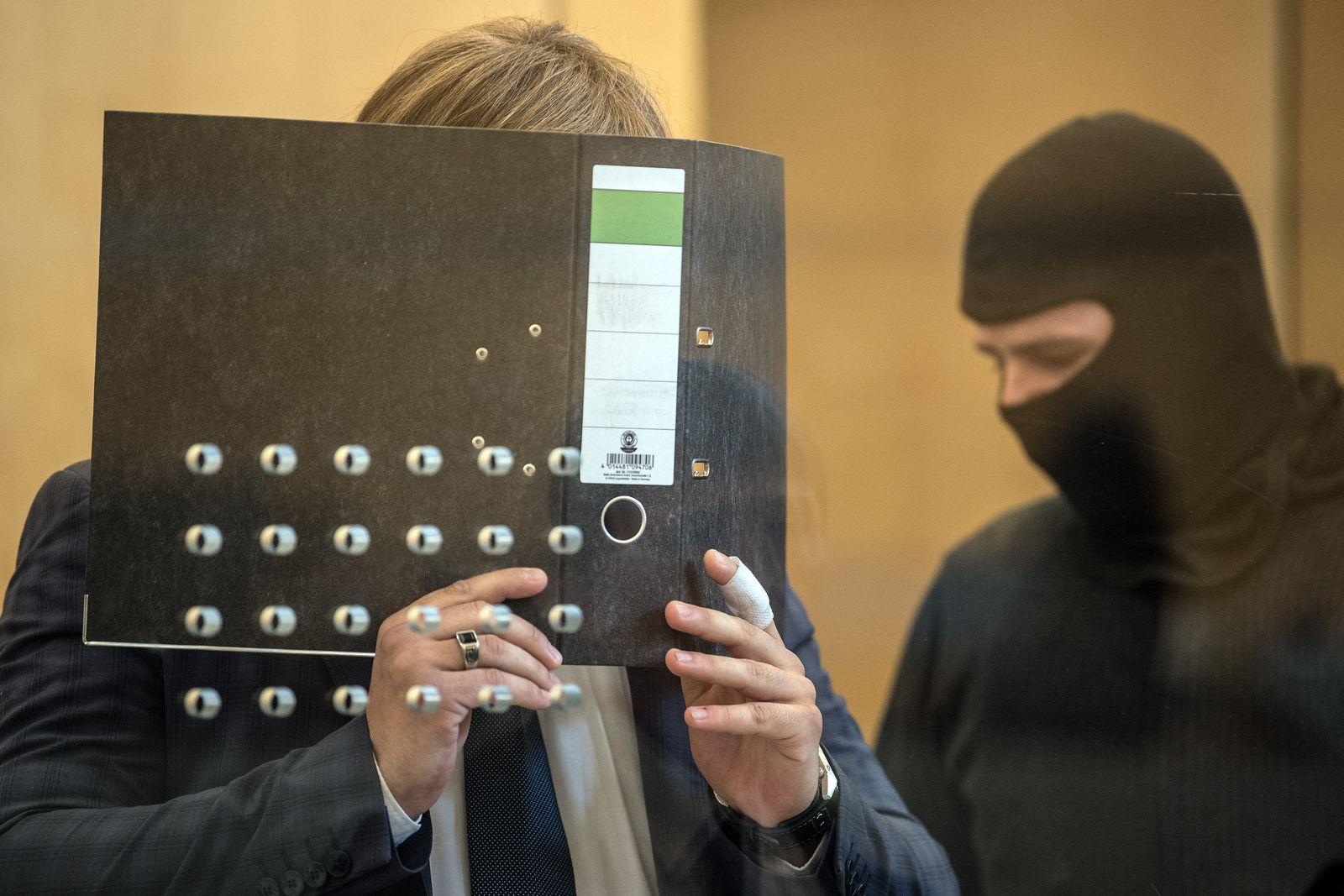 IS-Verdächtigen / Düsseldorf / Anil