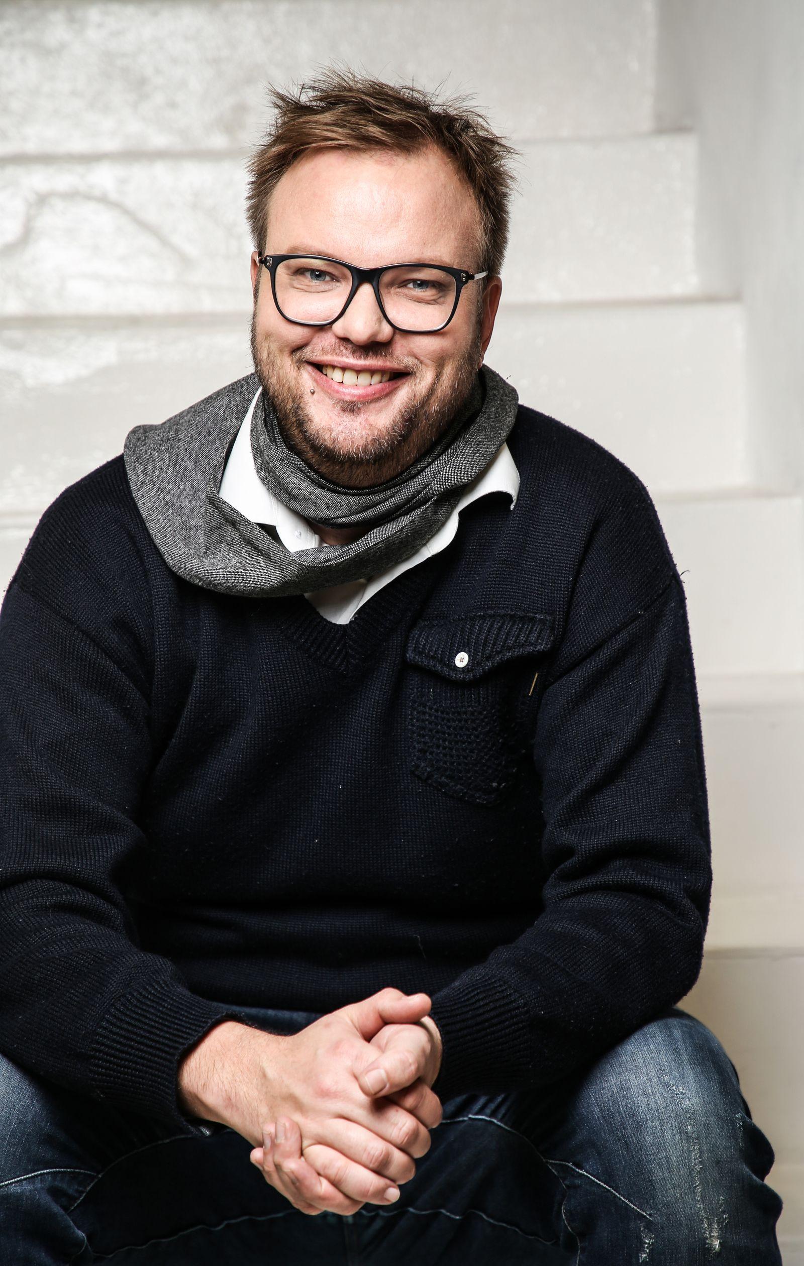 Florian Schepper / Interview Dunja Batarilo