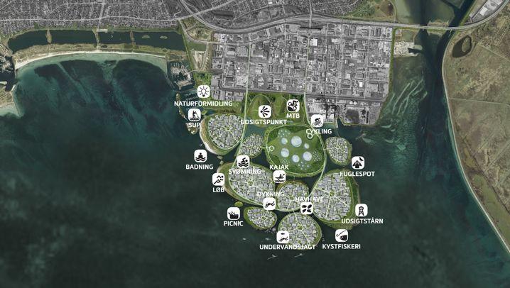 Industriefläche für Kopenhagen: Die Insellösung