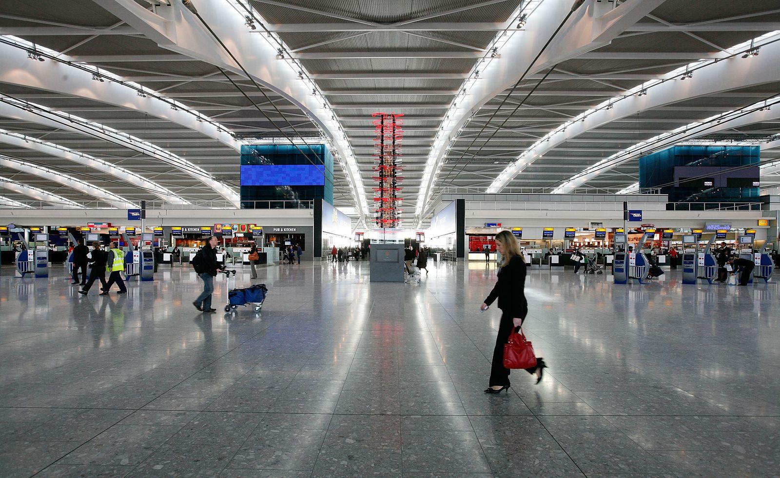 Flughafen Heathrow