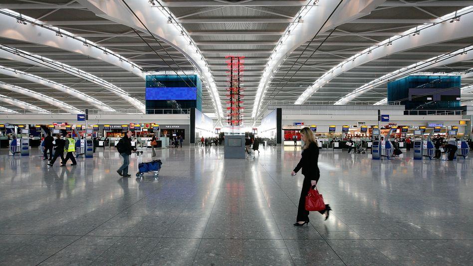 Heathrow: Chinesischer Staatsfonds steigt in Londoner Flughafen ein