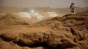 China plant bemannte Marsmission für 2033