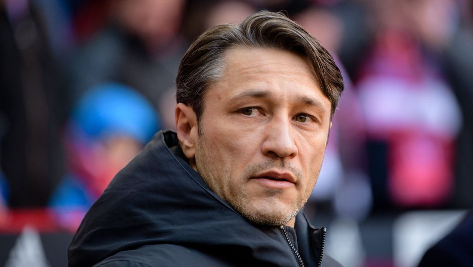 Bayerntrainer Niko Kovac