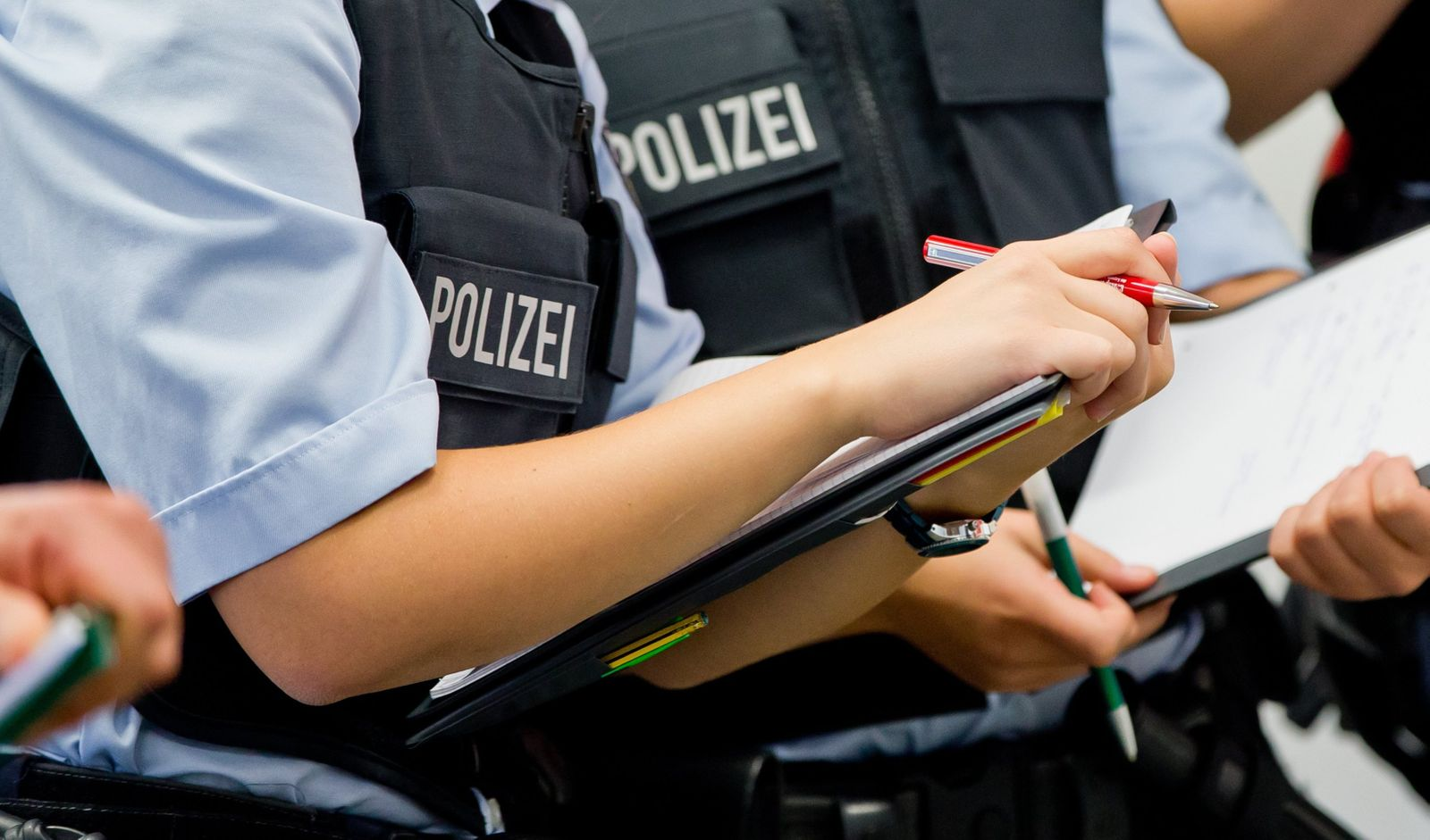 Polizist zieht für Tattoo vor Gericht