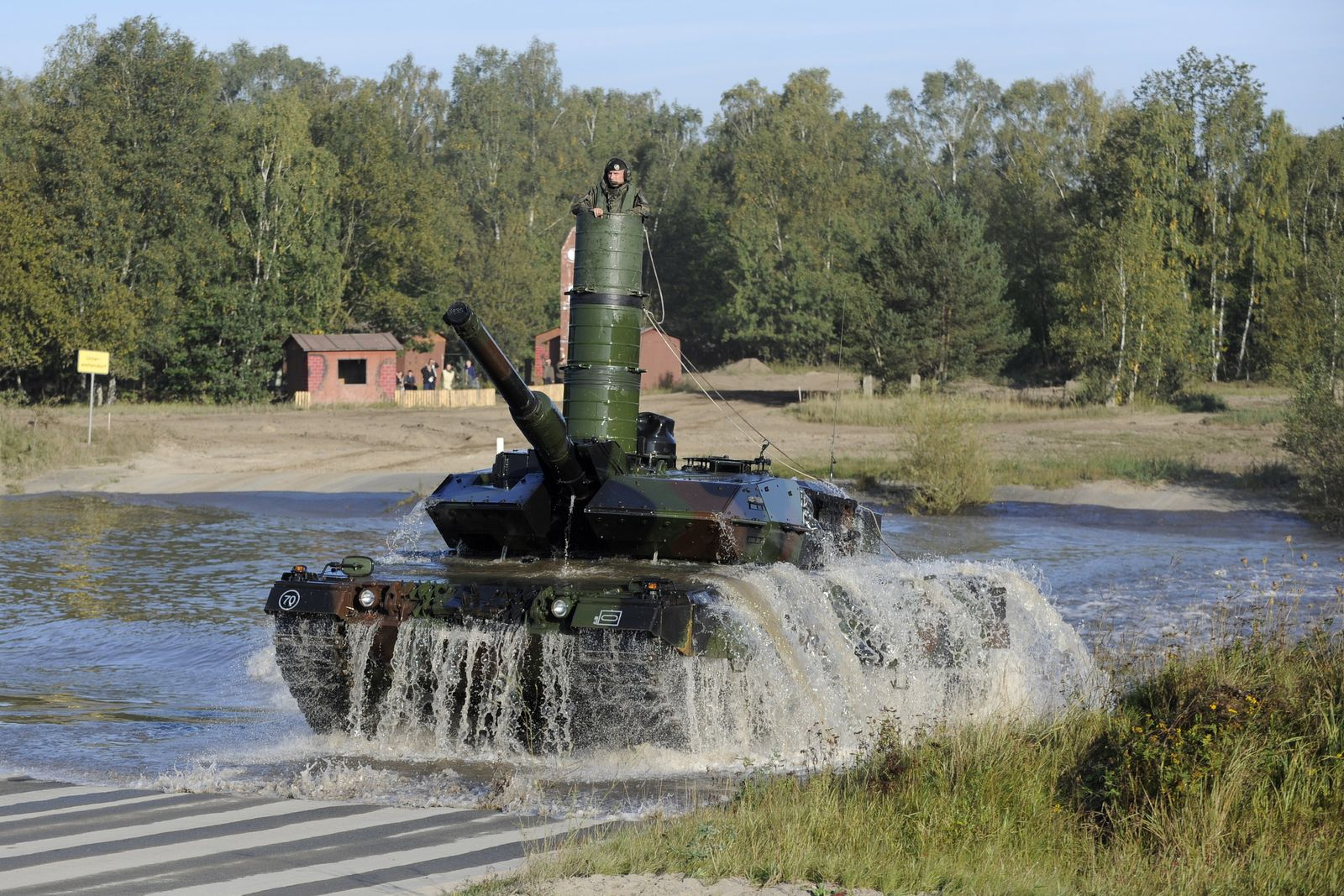 NICHT VERWENDEN Panzer Leopard 2