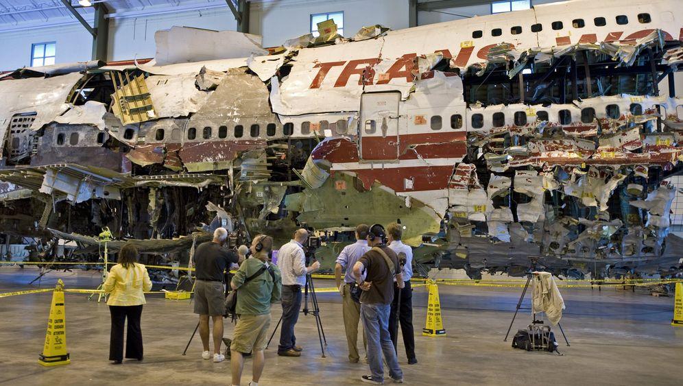 Absturz über dem Atlantik: Der letzte Flug