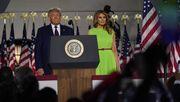 Melania Trump verteidigt Donald
