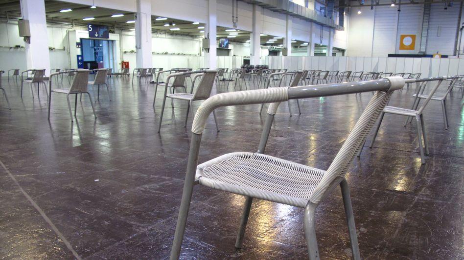 Impfzentrum in Essen: »Es war ein menschlicher Fehler«