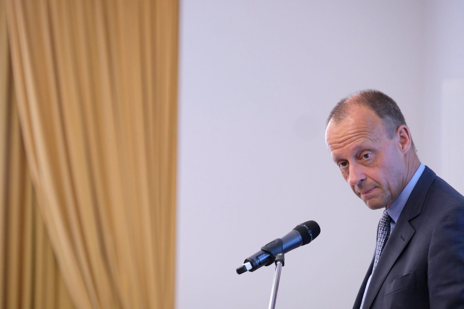 Friedrich Merz beim sächsischen Wirtschaftstag