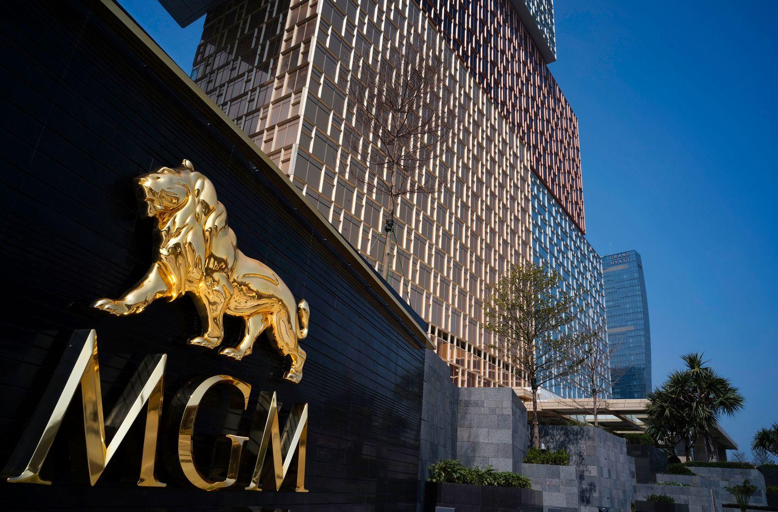 Macau New Casino