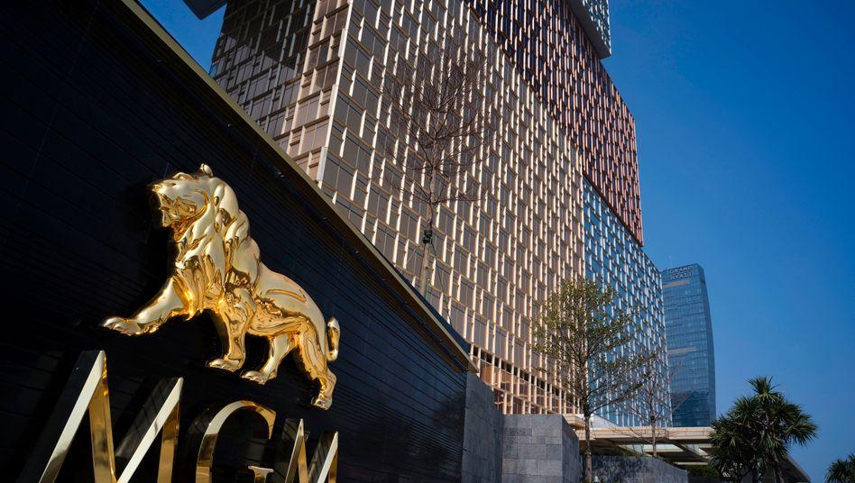 MGM Cotai Resort auf Macau: Die Hotelkette ist vielen Menschen bekannt