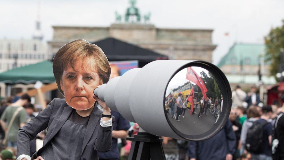 Freiheit statt Angst: Anti-Überwachungs-Demo in Berlin