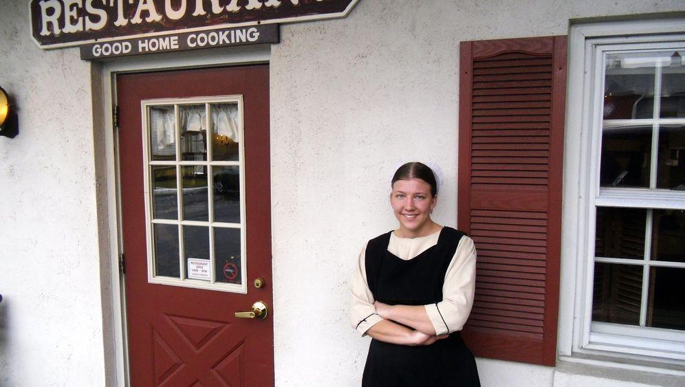 Junge Amish in den USA: Ein Leben für Ehe, Kinder, Kirche
