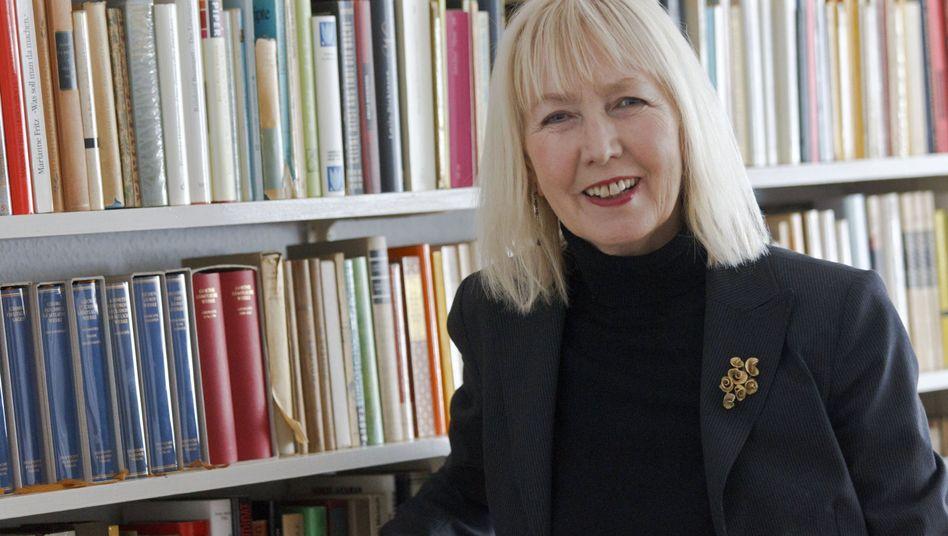 Brigitte Kronauer wurde mit fast allen wichtigen Literaturauszeichnungen geehrt