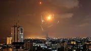 Israel und Gaza erleben Nacht der Gewalt