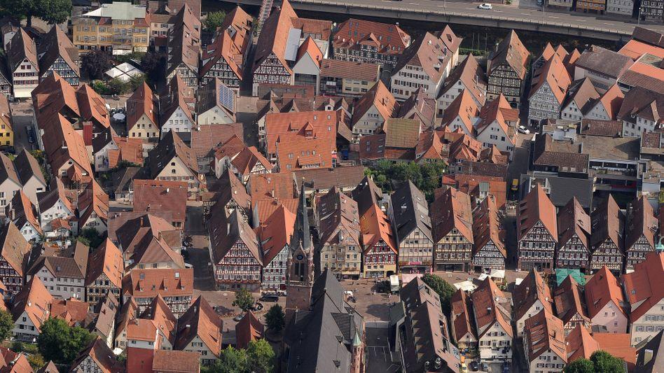 Altstadt von Calw (Archivbild)