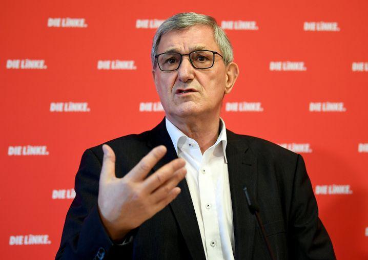 Linkenchef Bernd Riexinger