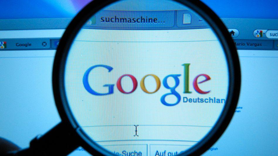 Google-Logo: Umstrittenes Gesetz soll im letzten Moment geändert werden