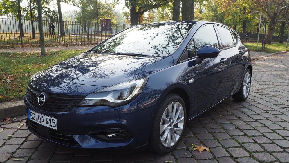 Fahrbericht Opel Astra mit CVT-Getriebe: Spritsparen mit dem Wundergetriebe