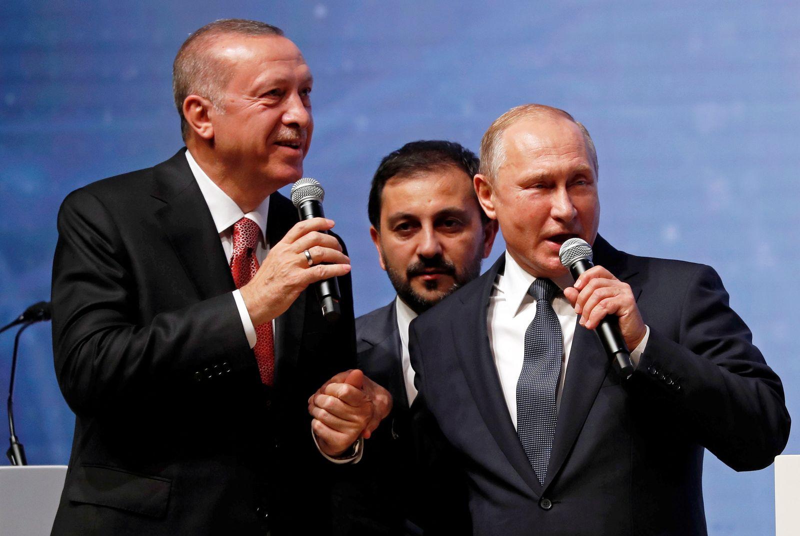 TURKEY-RUSSIA/GAS-PIPELINE