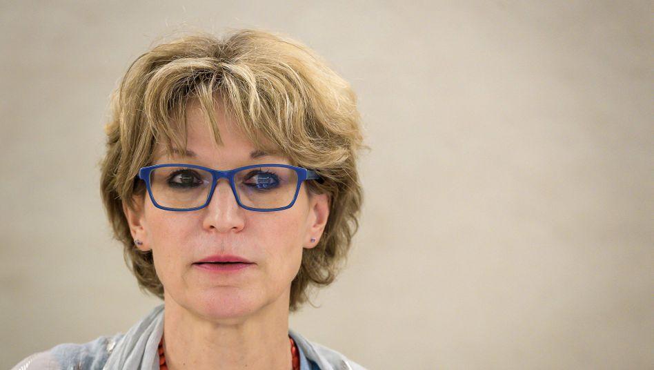 Agnès Callamard (2019): Schwere Anschuldigungen gegen Saudi-Arabien