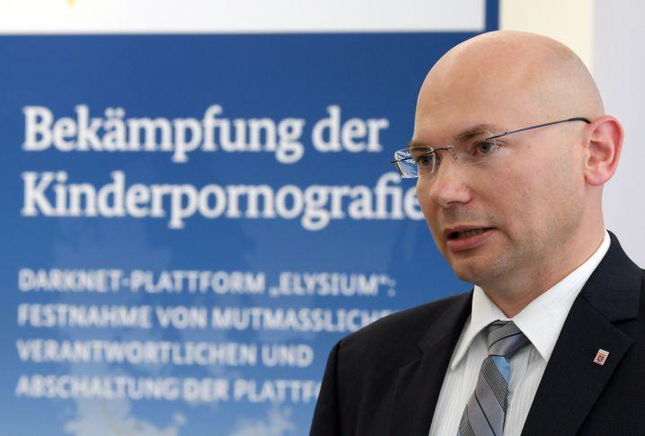 Georg Ungefuk, Sprecher der Generalstaatsanwaltschaft Frankfurt
