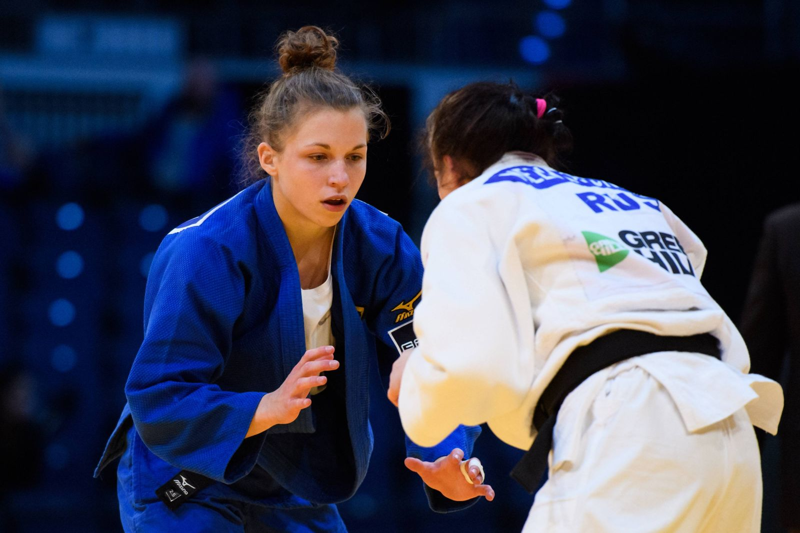 24 02 2017 Mitsubishi Electric Hall Duesseldorf Judo Grand Prix Düsseldorf Duesseldorf 2017 Vi
