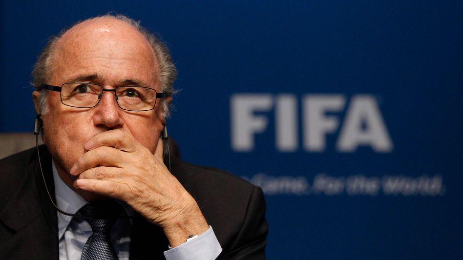 """Fifa-Boss Blatter: """"Nicht vernünftig und zumutbar"""""""