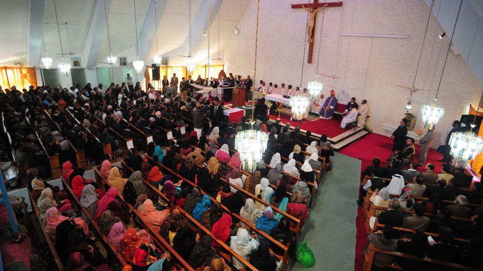 Christenverfolgung: Trauerfeier für ermordeten Minister