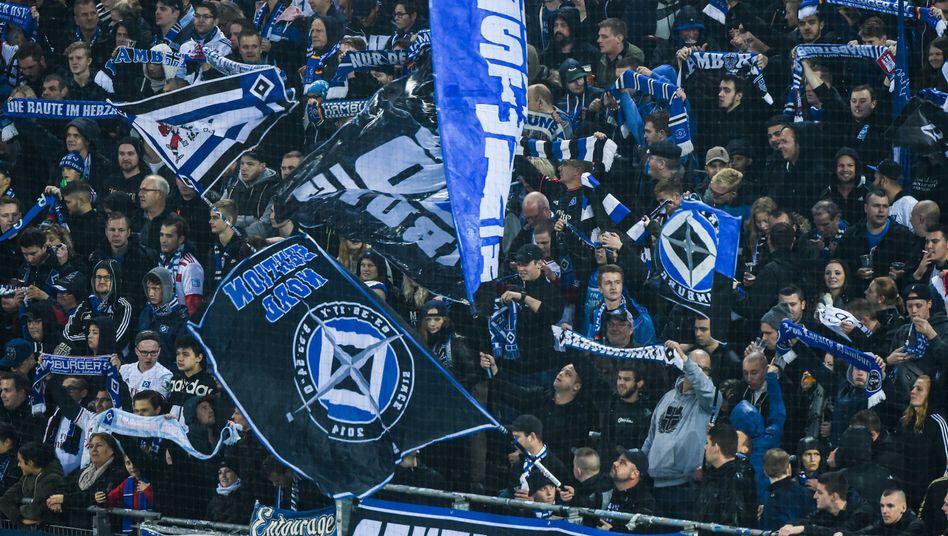 Fans des Hamburger SV