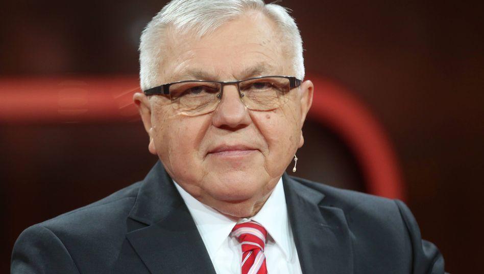 Ex-Generalinspekteur der Bundeswehr Kujat (Archivbild): Lob für Moskau