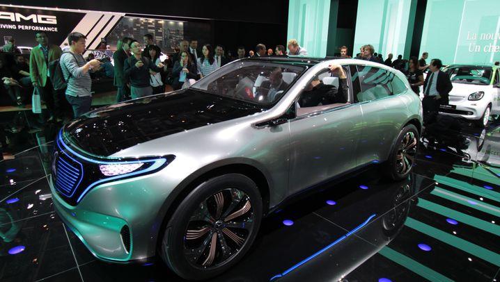 Elektroantrieb: Die Pläne der deutschen Autobauer