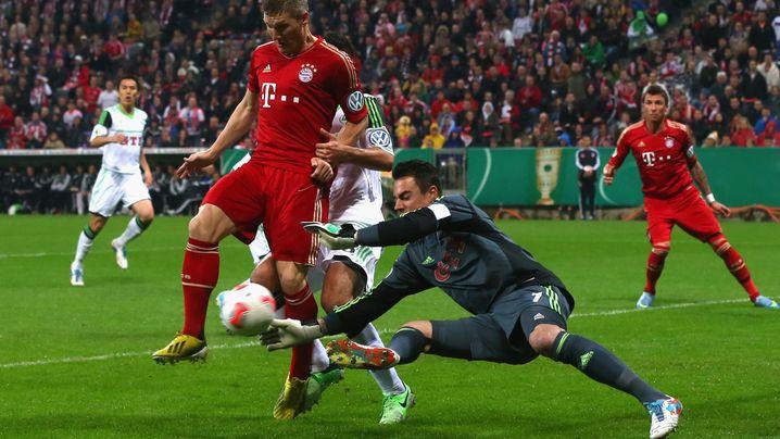 Wolfsburg-Einzelkritik: Diego trifft und geht auf Tauchstation
