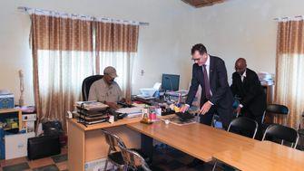 Eine Audienz beim skurrilen Präsidenten Eritreas