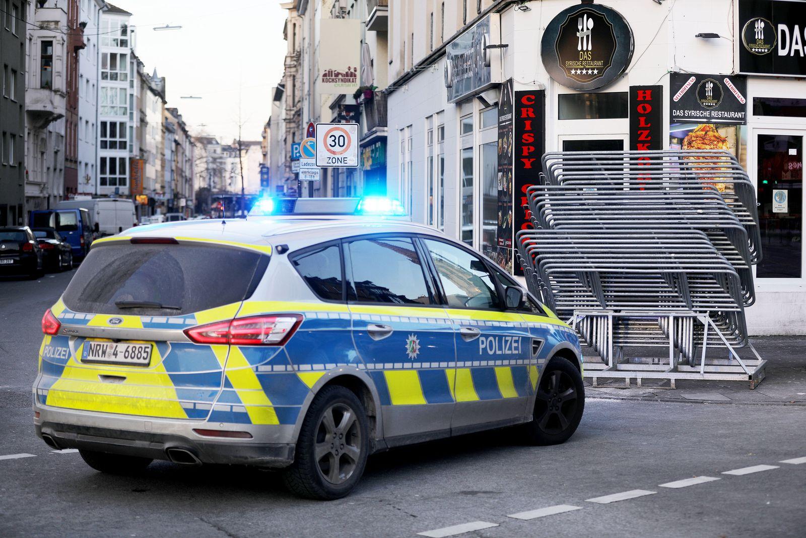 Coronavirus - Köln - Karneval fällt aus