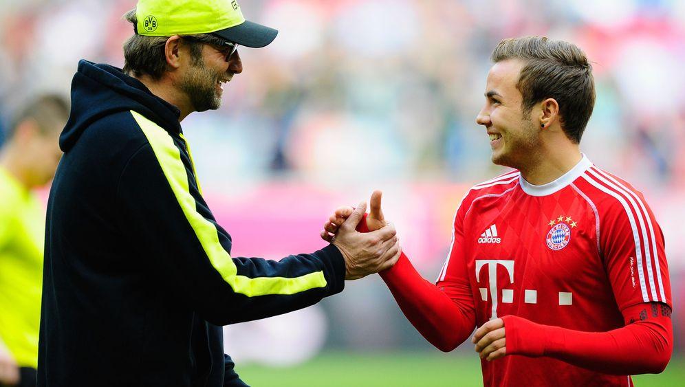 Niederlage gegen Dortmund: Heimpleite für die Rekord-Bayern