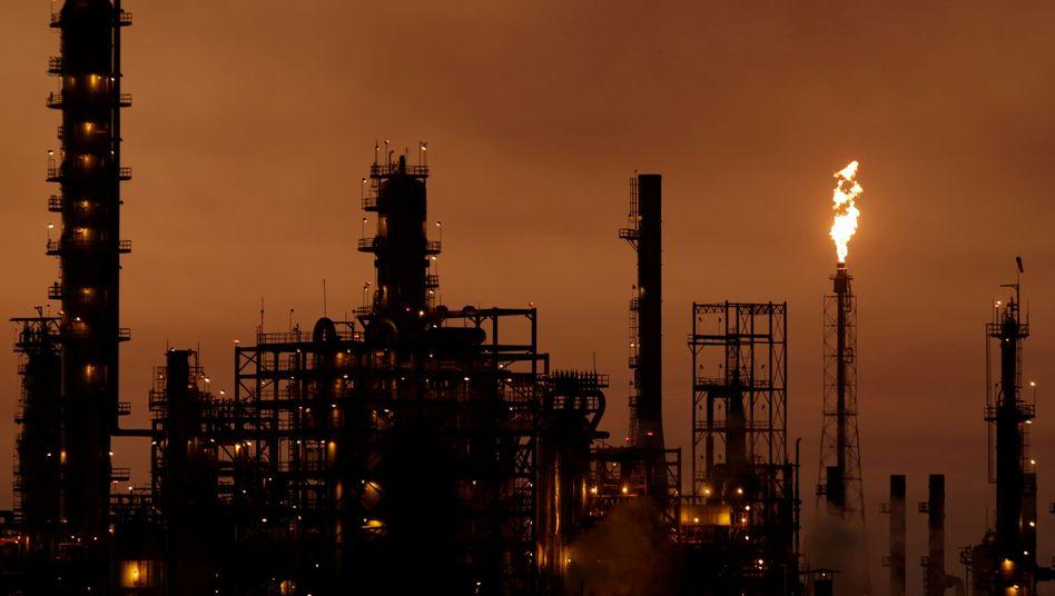 Ölförderung in Mexiko: Fast zehn Millionen Barrel pro Tag weniger