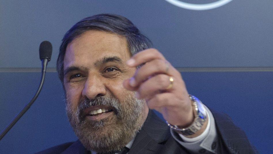 """Indischer Handelsminister Anand Sharma: """"""""Ihr solltet Euch um Eure Heimatländer sorgen"""""""