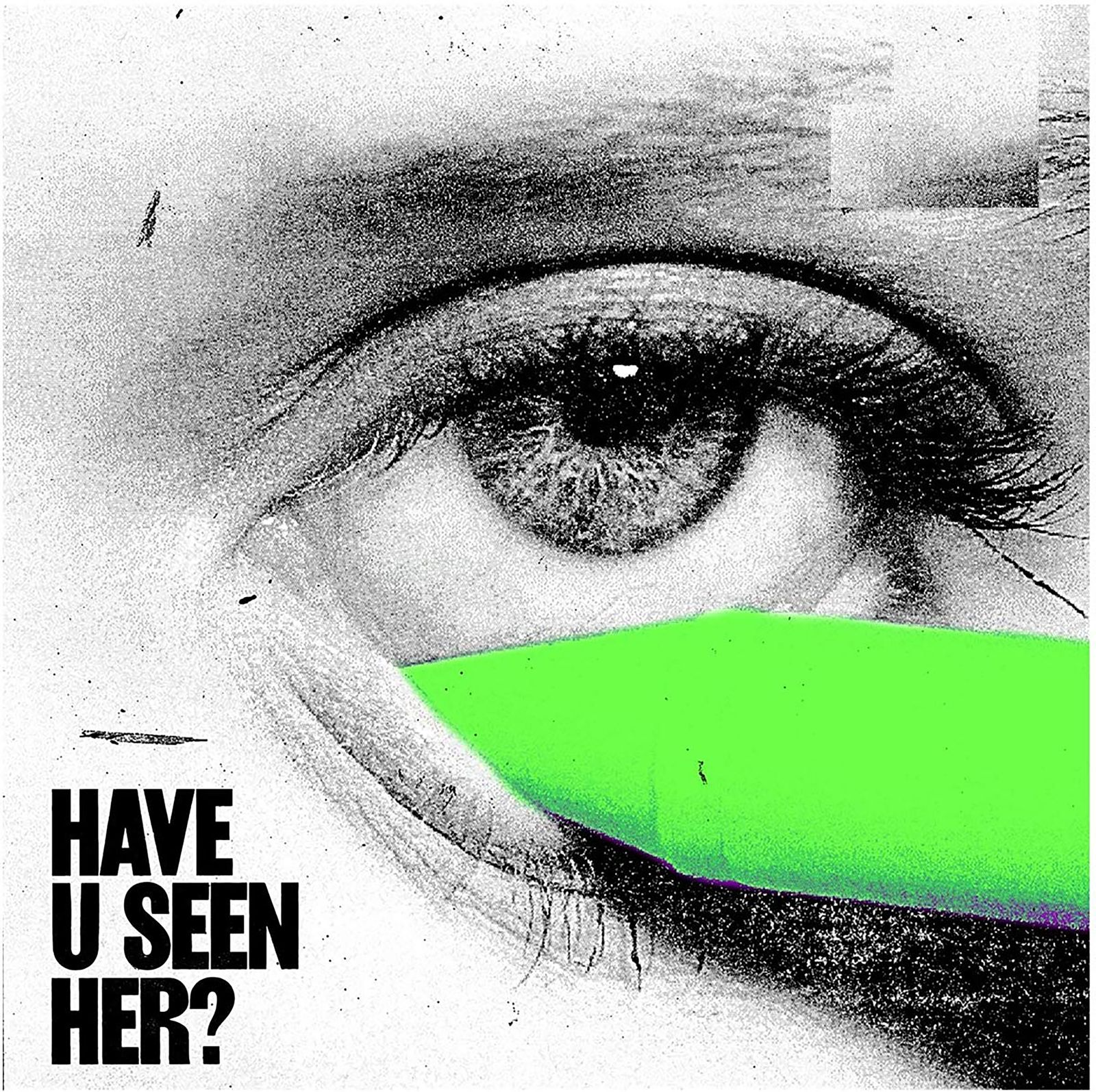 Abgehört/ Alma: Have You Seen Her? COVER